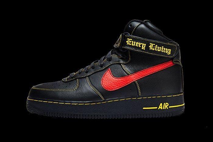 Vlone X Nike Air Force 1 9