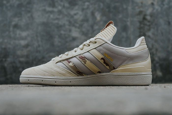 Undftd X Adidas Busenitz 6