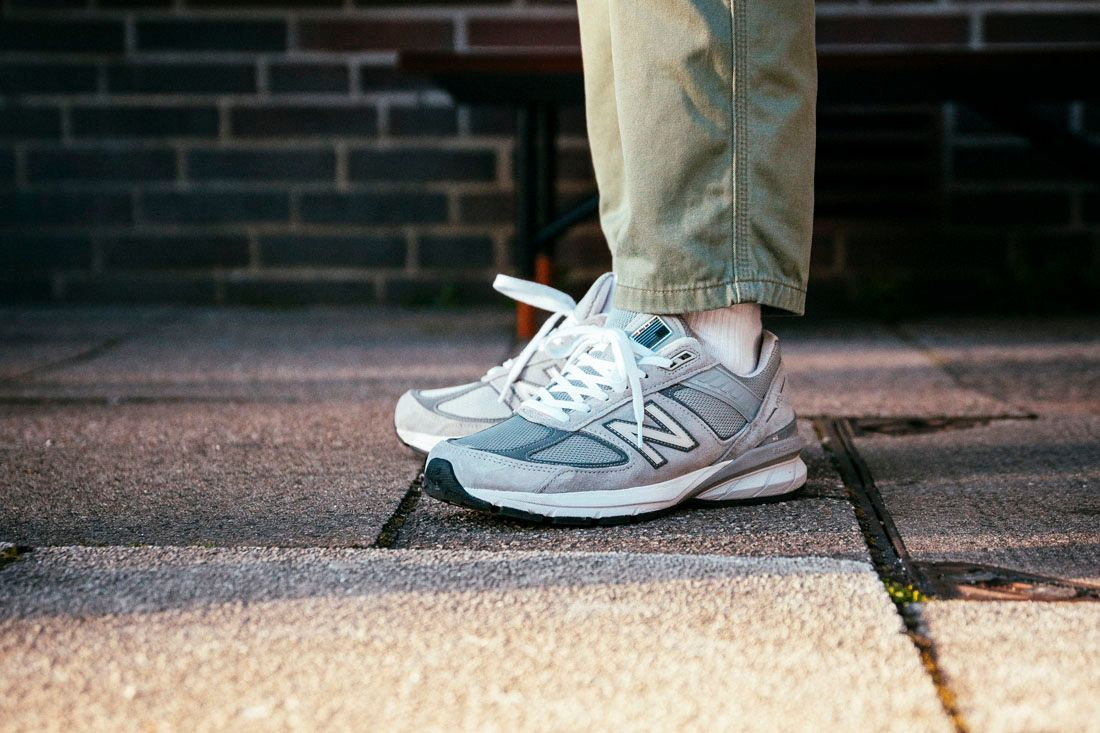 New Balance 990V5 Allike Launch Event Recap May 2019 4 On Feet