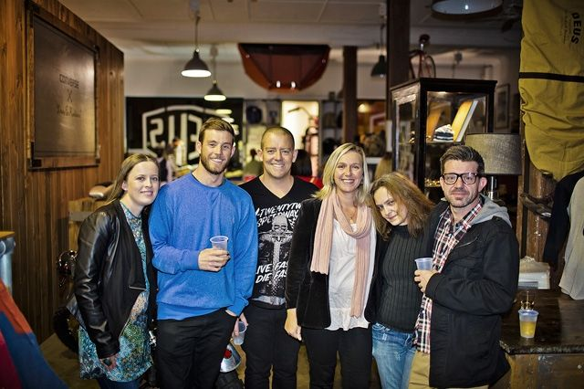Deus Ex Machina Converse First String Sydney Launch Recap 19