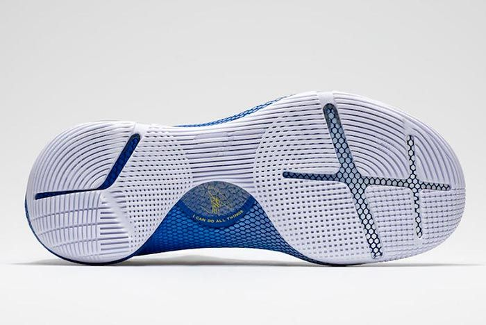 Under Armour Curry 6 Dub Nation Outsole