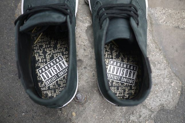 Ice T Vans Syndicate Rhyme Syndicate Pack 5