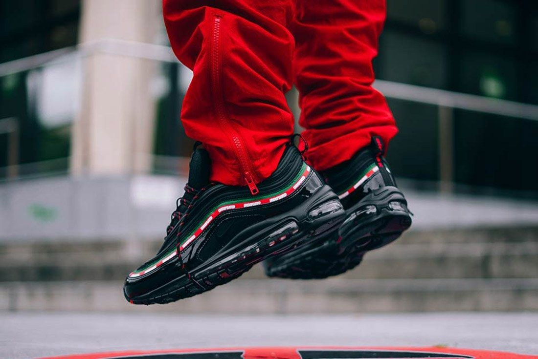 Undefeated Nike Air Max 97 9
