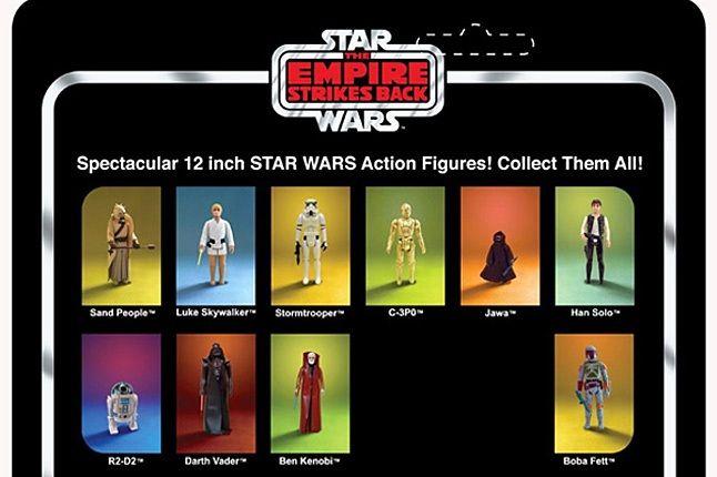 Star Wars Storm Trooper Kenner 2 1
