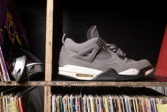 Air Jordan Iv Cool Grey 1