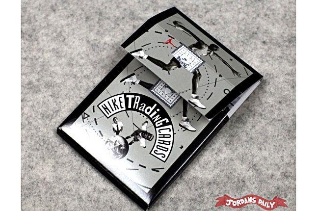 Vintage Nike Mars Blackmon Michael Jordan Trading Cards 11 1