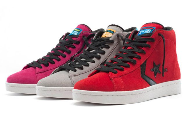 Converse Pro Leather World Basketball Festival Wbf Suede Group 1