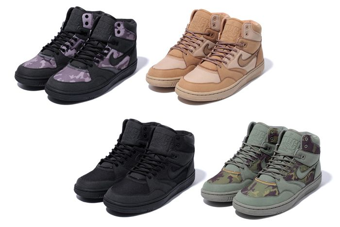 Stussy Nike Sky Force All Front Full