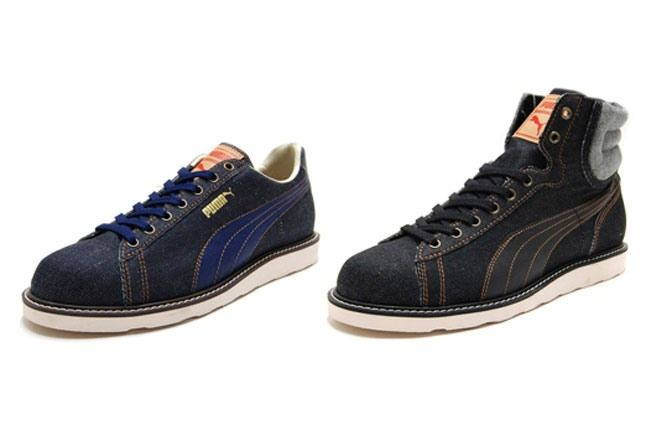 Puma Firstround Denim Japan 5 1