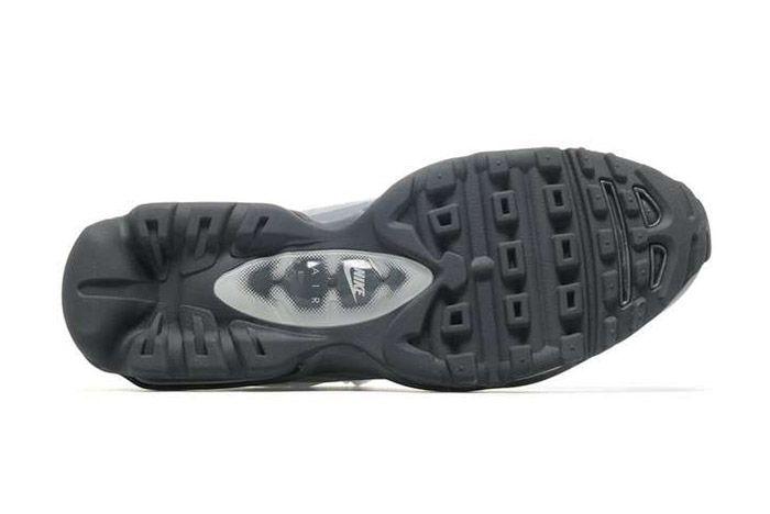 Nike Air Max 95 No Sew Grey 2