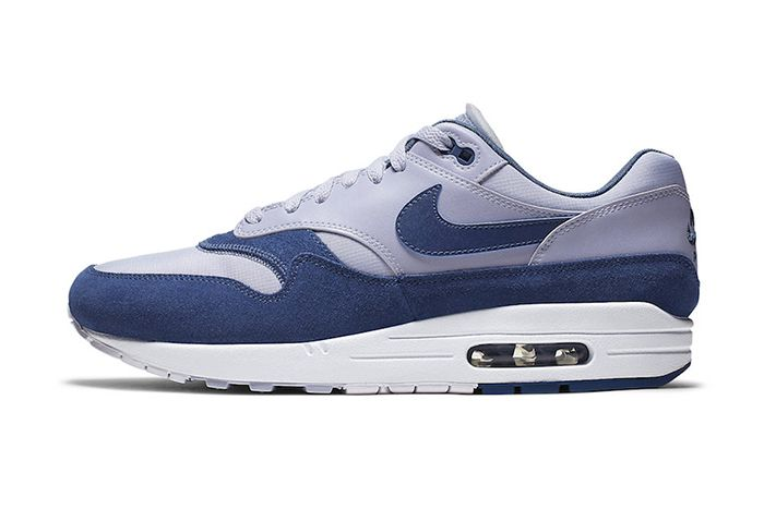 Nike Air Max 1 Mystic Navy Ah8145 016 Release Date Lateral
