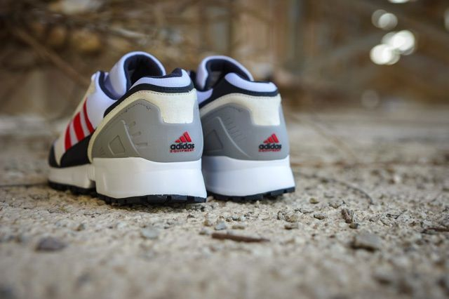 Adidas Eqt Running Cushion 92 White Red 3