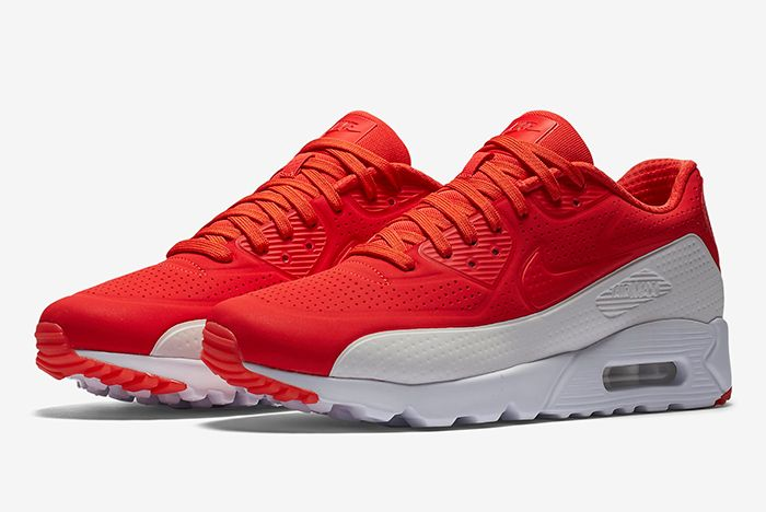 Nike Air Max 90 Ultra Moire Light Crimson3