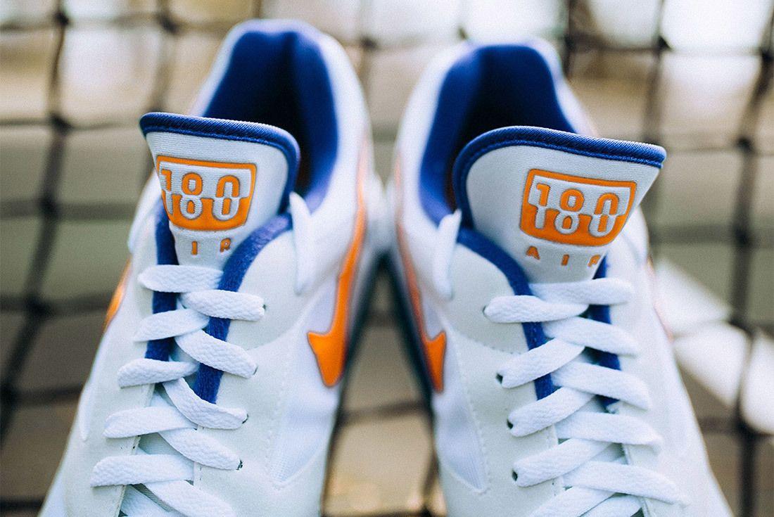 Nike Air Max 180 Bright Ceramic Og 2018 Sneaker Freaker 7