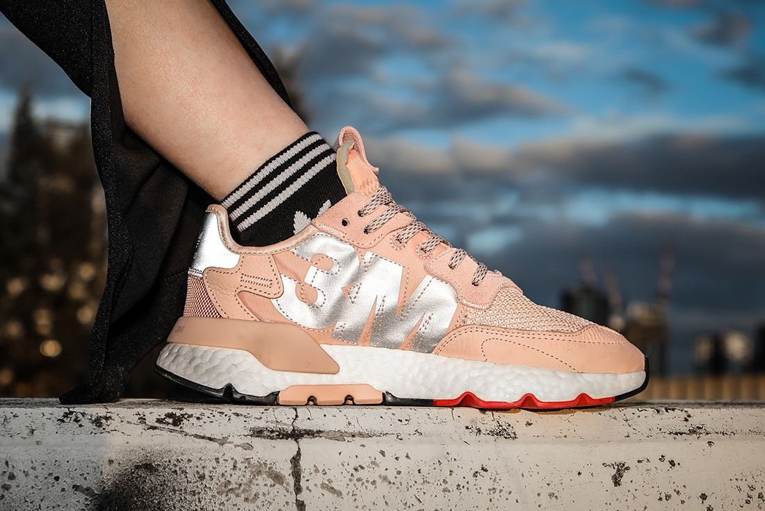 Adidas Nite Jogger 2019 Pink Right