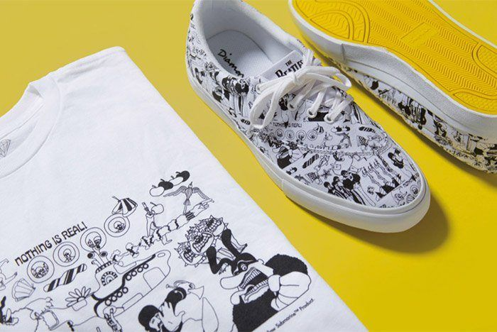 Diamond Supply Co Beatles 2