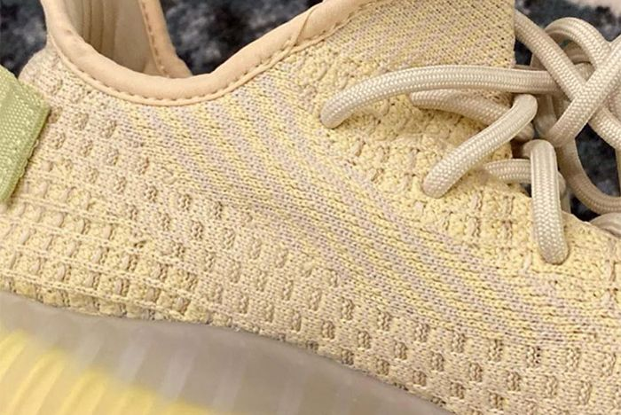 Yeezy Boost 350 V2 Flax Side
