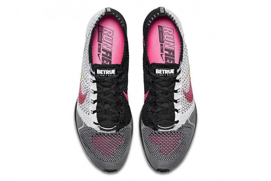 Nike Flyknit Racer Be True4 3