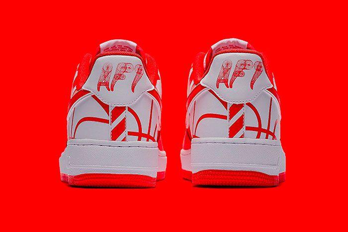 Nike Air Force 1 Force Logo 7