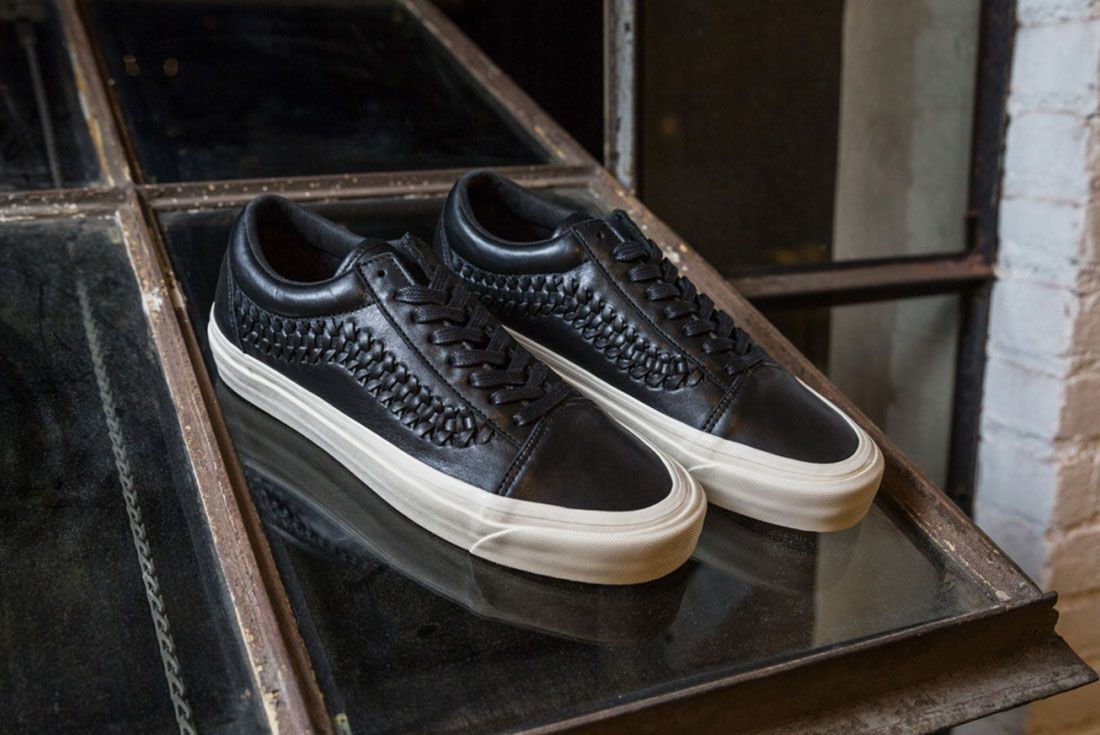 Vans Woven Leather Collection 6