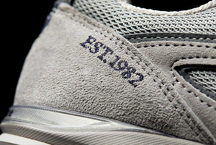 New Balance 990 V4 Grey 1982 5 Sneaker Freaker