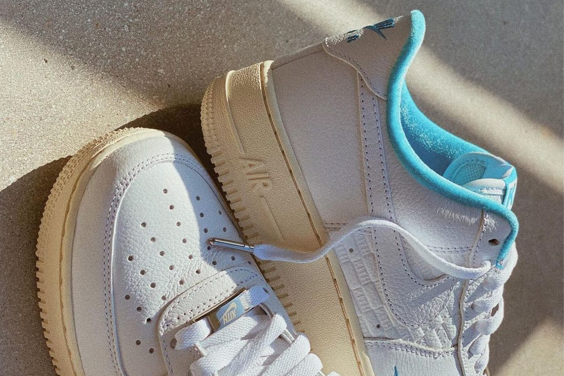 Kith x Nike Air Force 1 Low 'Hawaii'
