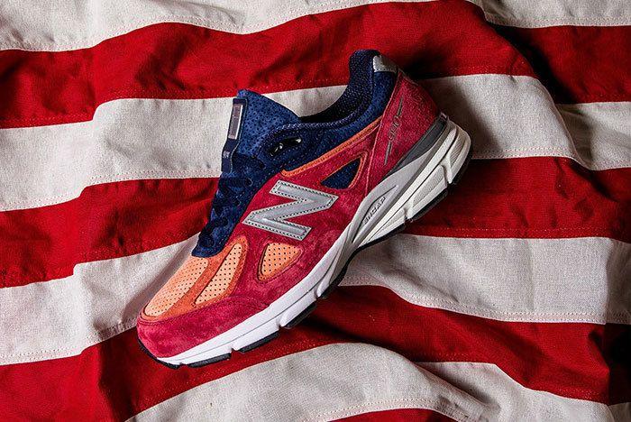New Balance 990 V4 Copper Rose Pigment 2 Sneaker Freaker