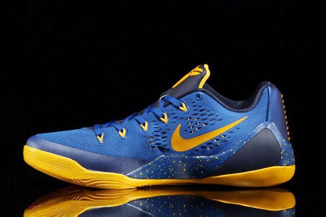 Nike Kobe 9 Em Cal Bears 3
