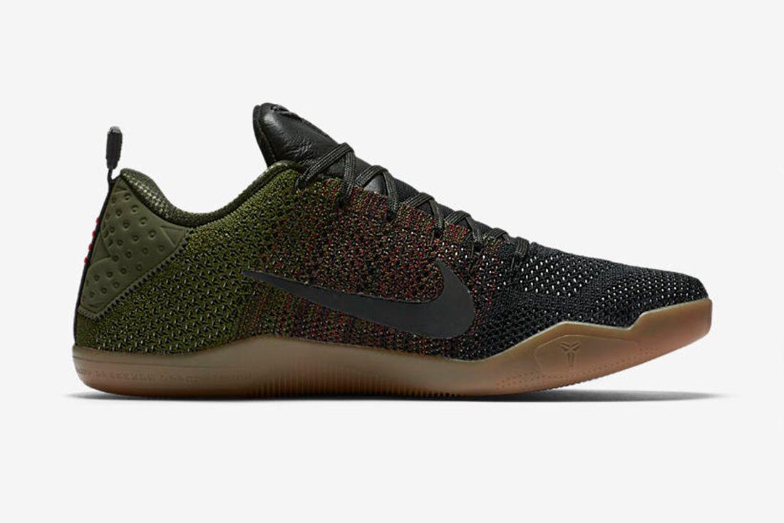 Nike Kobe 11 Black Horse 2