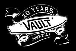 Vans Vault 10 Year Logo Thumb