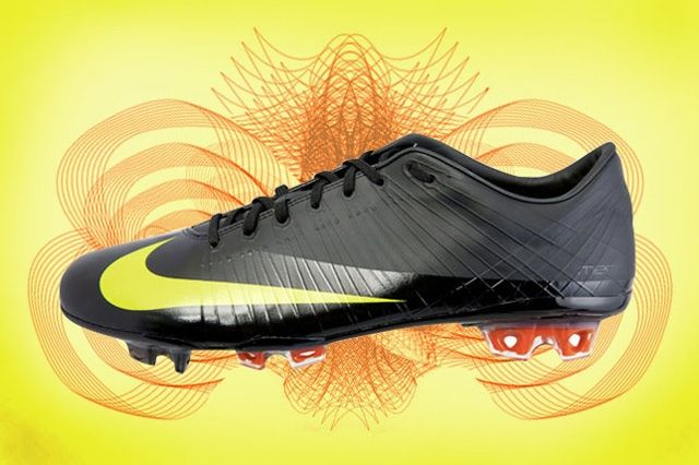 Timeline Nike Mercurial Boots 12
