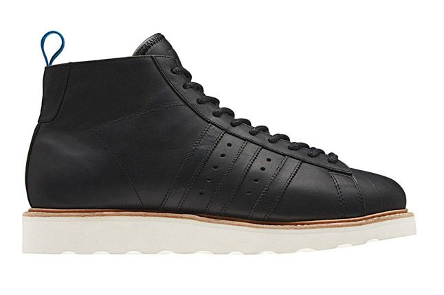 Adidas Winter Star Black Profile 1