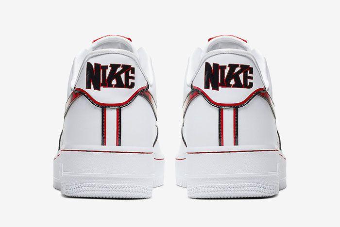 Nike Air Force 1 Low Dennis Rodman Ck6686 100 Release Date 5 Heel