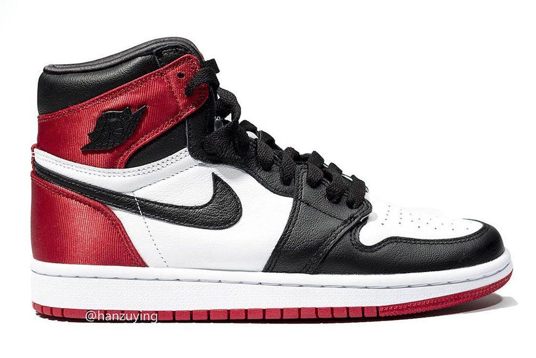 Air Jordan 1 Womens Black Toe Release Date Cd0461 016 3 Side