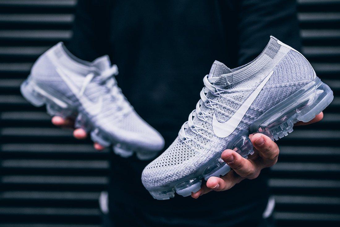 Nike Air Vapor Max Pure Platinum