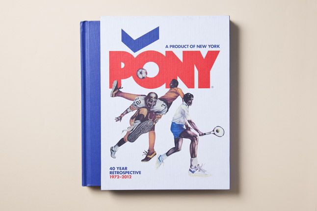 Pony Book Cover 2
