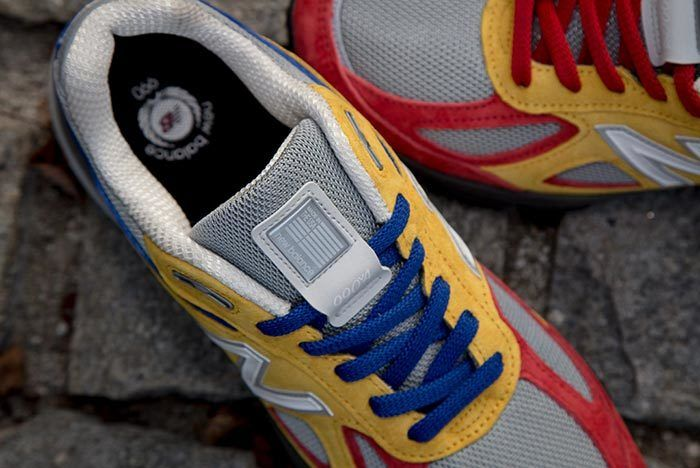 Shoe City X Eat X New Balance 990 V4 11