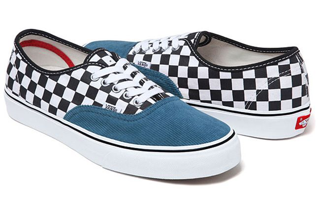 Supreme Vans Authentic Corduroy Checker 04 1