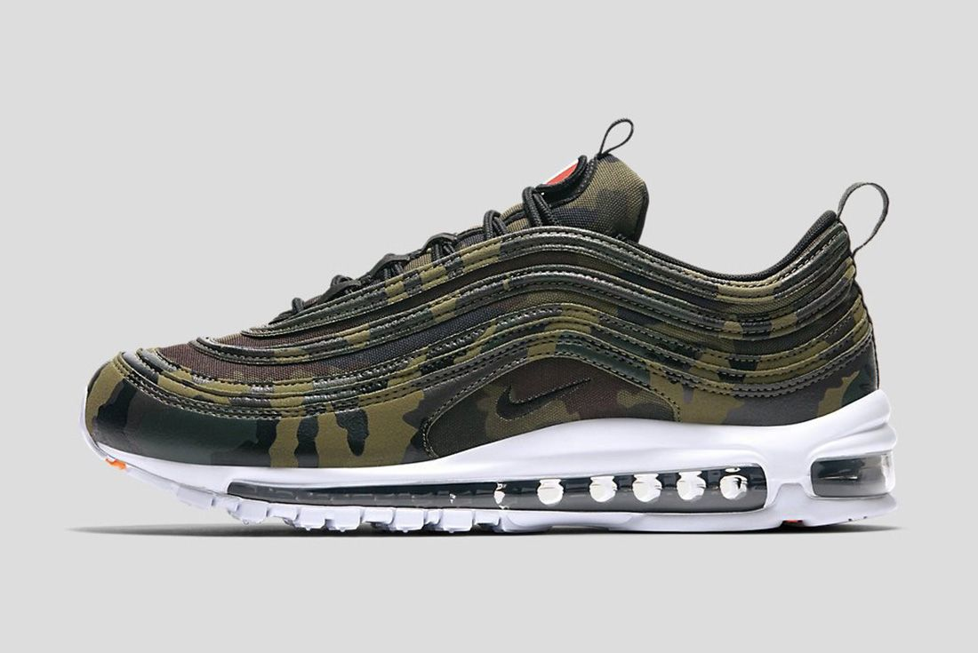 Nike Air Max 97 Country Camo Sneaker Freaker 1