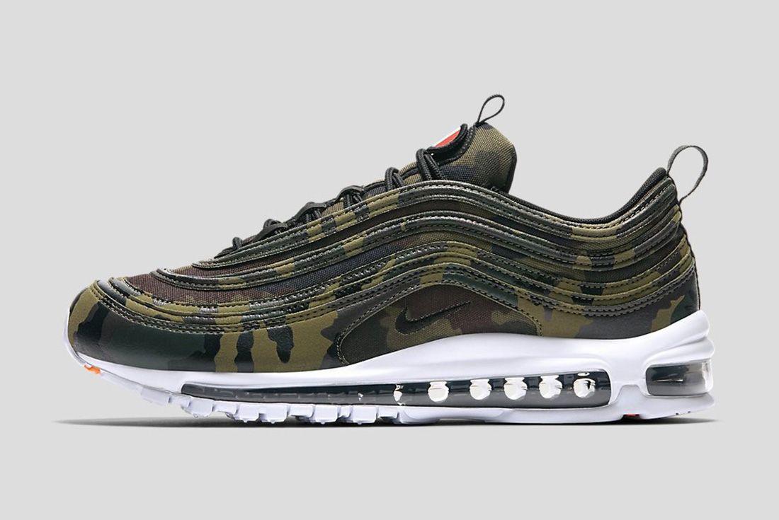 Nike Air Max 97 Country Camo Sneaker Freaker 1