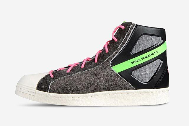 Adidas Y3 Smooth Model