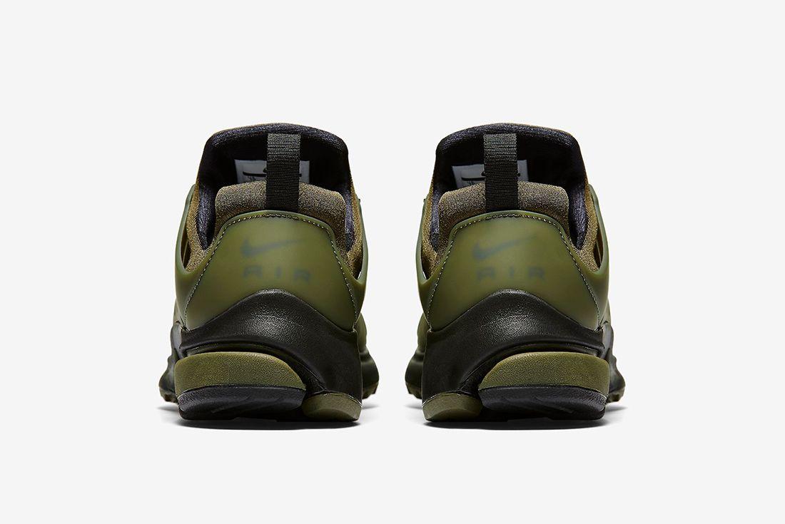 Nike Air Presto Utility Low Khaki13