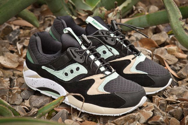 Sf X Saucony Bushwhackers 16 1