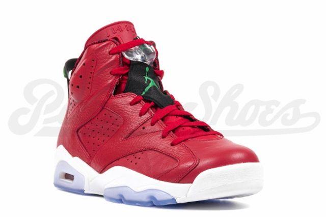 Air Jordan 6 History Of Jordan 4
