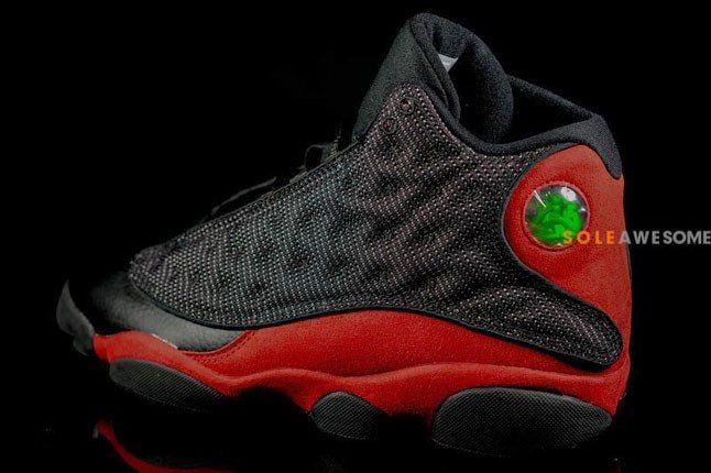Jordan 13 Black Red 1