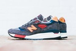 New Balance 997 Distinct Mid Century Modern Bump Thumb