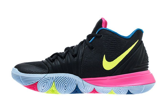 Nike Kyrie 5 Just Do It Ao2918 003 Release Date 2