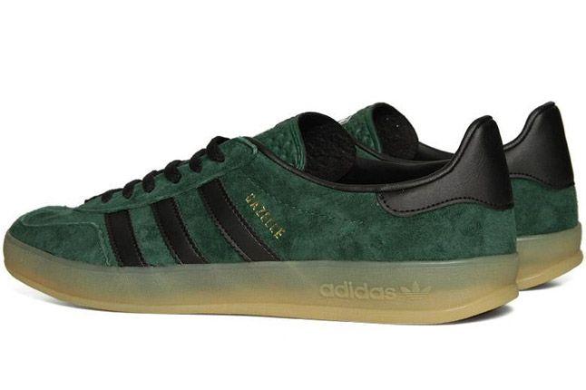 Adidas Gazelle Indoor Green 5 1