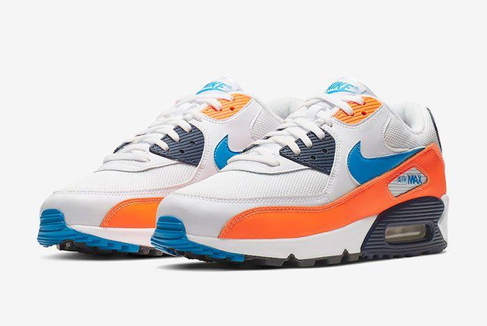 Nike Air Max 1 Total Orange Toe