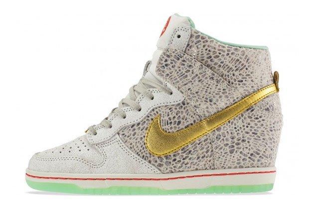 Nike Dunk Sky Hi Qs Yoth 2